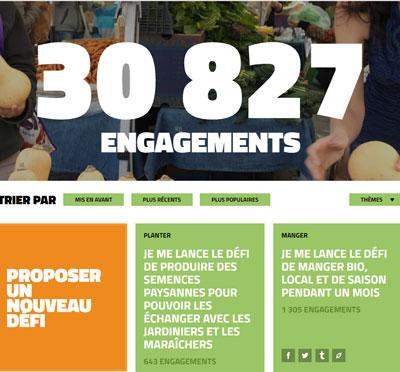Bio-cohérence, Greenpeace