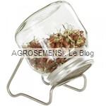 germoir graines germées- semences AGROSEMENS