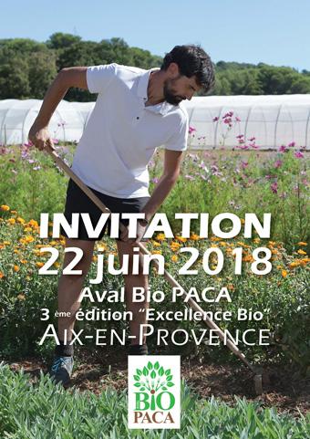Journée Excellence Bio - Aval bio paca
