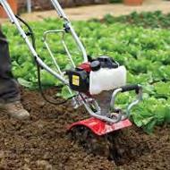 ferme semenciere - motoculteur desherbage- AGROSEMENS