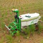 ferme semenciere - robot desherbage- AGROSEMENS